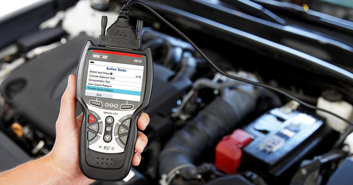 Car Scanning Diagnostics